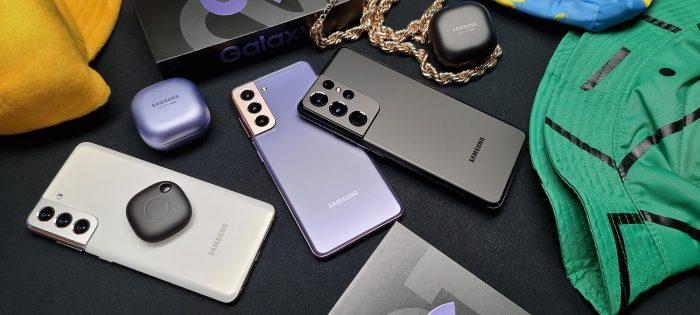 Mejora tus fotos con estas 3 funciones de la serie Galaxy S21