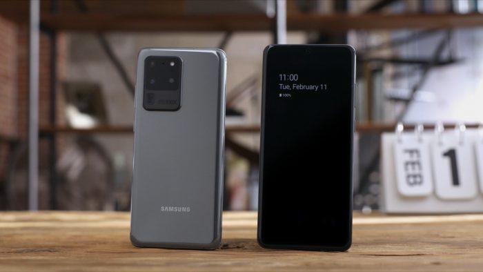 Samsung inicia la preventa de los Galaxy S20 en el Perú