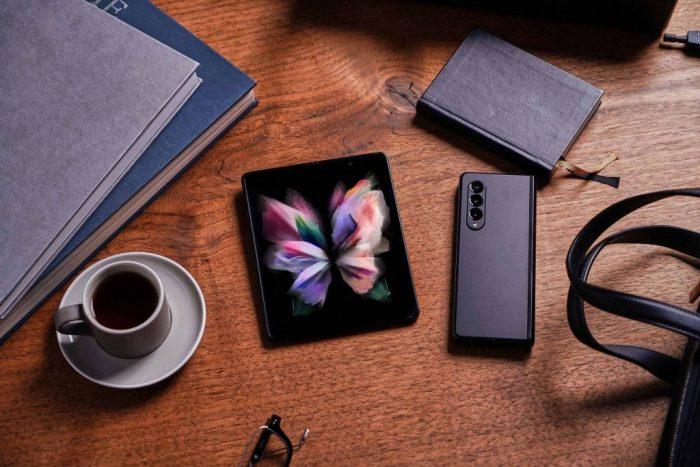 NP – Galaxy Z Fold3 5G es el primer smartphone plegable del mundo con cámara debajo la pantalla