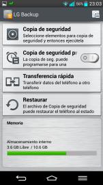 LG-Backup