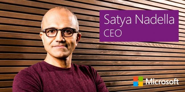 [Nota de Prensa] Directorio de Microsoft nombra a Satya Nadella como CEO