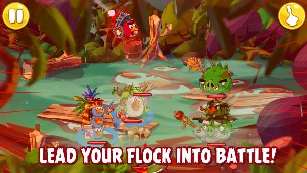 Angry Birds Epic, el nuevo juego de Rovio - Perusmart