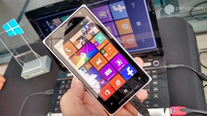 Microsoft y Entel apuestan por Windows Phone
