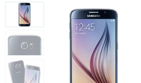 Precios de Galaxy S6 y Galaxy S6 Edge con Movistar