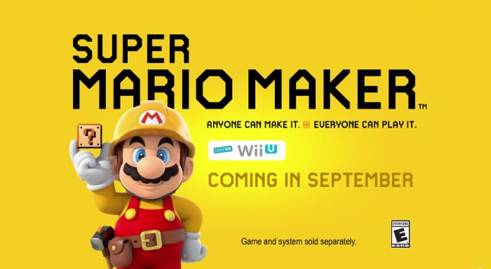 Nuevo trailer de «Super Mario Maker» revelado