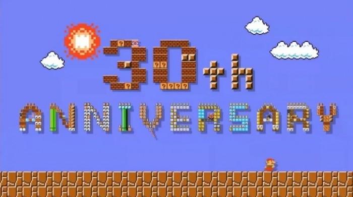 Mario Bros a punto de cumplir 30 años