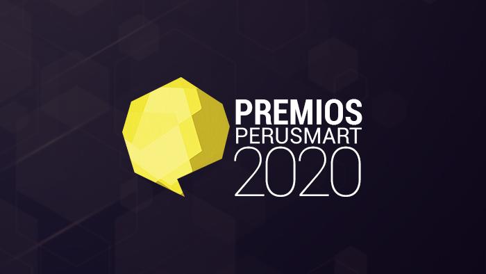 Ganadores de los sorteos en los Premios Perusmart 2020