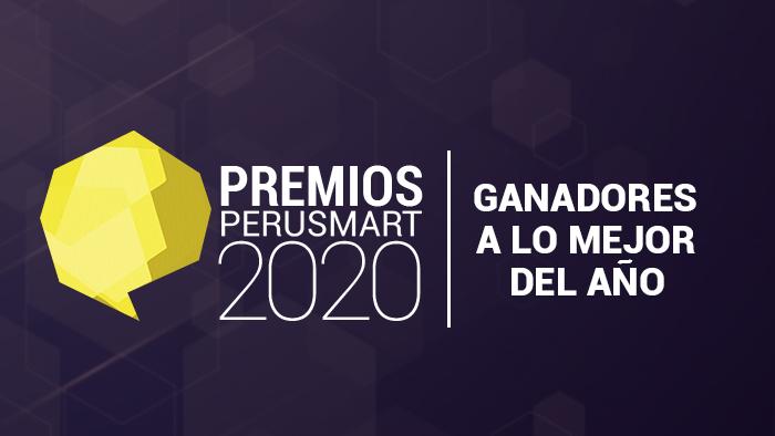 Premios Perusmart 2020: estos son los mejores productos de tecnología del año