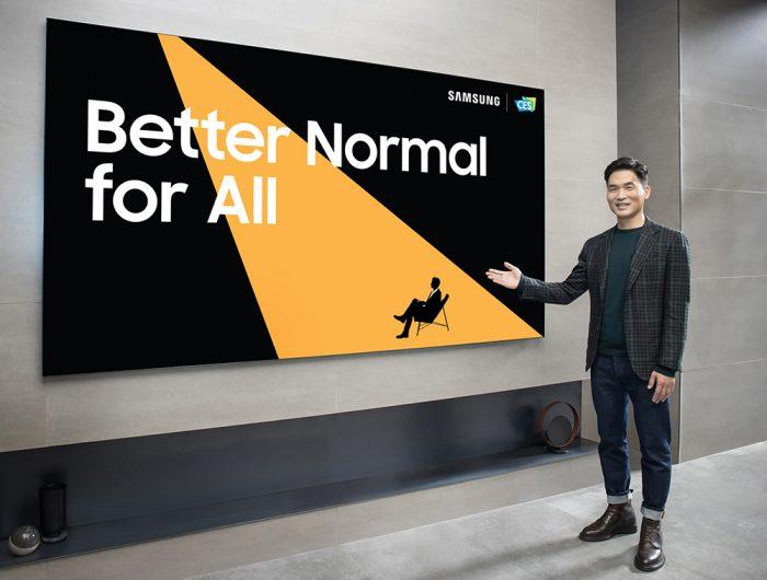 NP – Samsung presenta las últimas innovaciones durante CES 2021