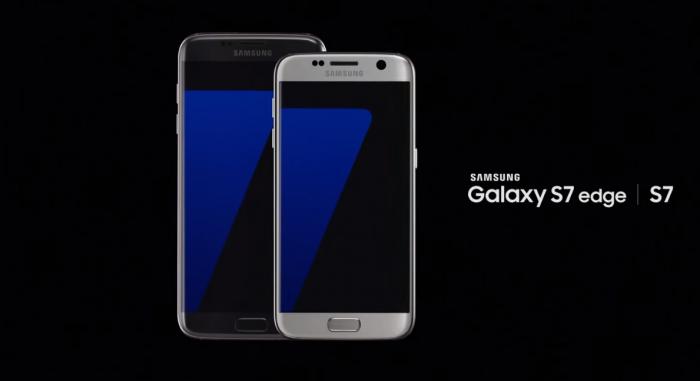 Samsung presenta oficialmente el Galaxy S7 y el Galaxy S7 Edge