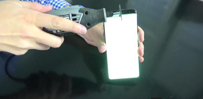 La batería del Galaxy S8 resiste todo daño sin explotar