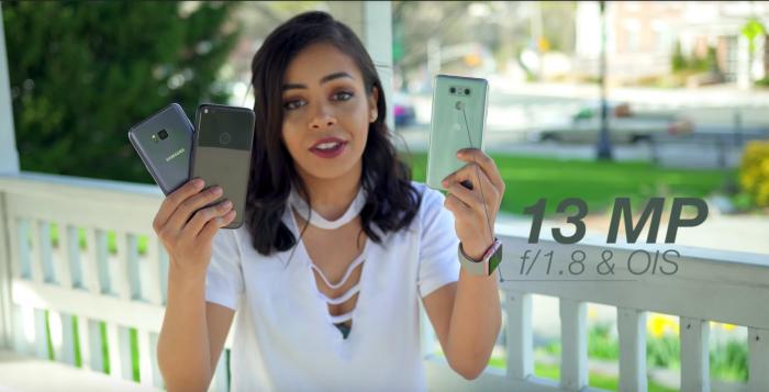 Samsung Galaxy S8, LG G6 y Google Pixel se enfrentan en un duelo fotográfico