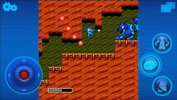 Mega Man Mobile finalmente está disponible para su descarga