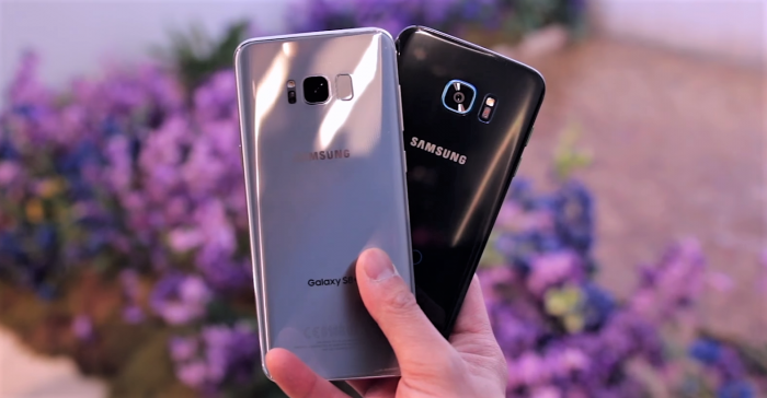¿Vale la pena cambiar tu Galaxy S7 Edge por el Galaxy S8?