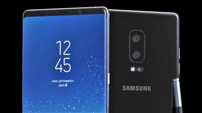 (Video) Este concepto del Galaxy Note 8 es todo lo que deseamos en un smartphone