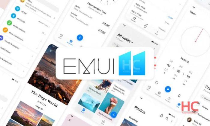EMUI 11: Estas son las fechas en que tu Huawei se actualizará