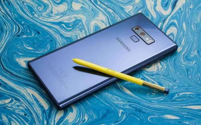 El Galaxy Note 9 ya está recibiendo Android Pie