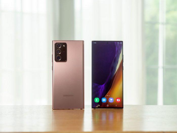 Samsung anuncia oficialmente los nuevos Galaxy Note 20 y Note 20 Ultra