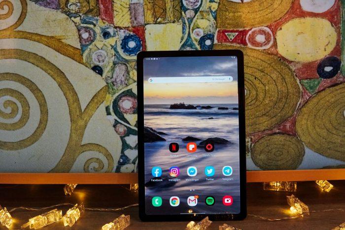 Análisis, Samsung Galaxy Tab S6 Lite: alta productividad en la gama media