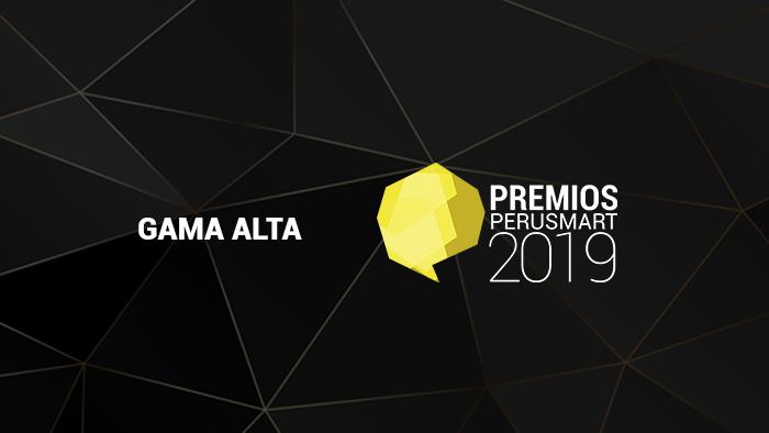 Premios Perusmart 2019: Elige al mejor smartphone de Gama Alta
