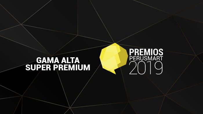 Premios Perusmart 2019: elige al mejor smartphone Gama Alta Super Premium