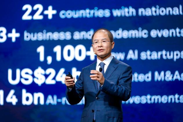 Huawei asegura que China no dejará que sean masacrados por EEUU