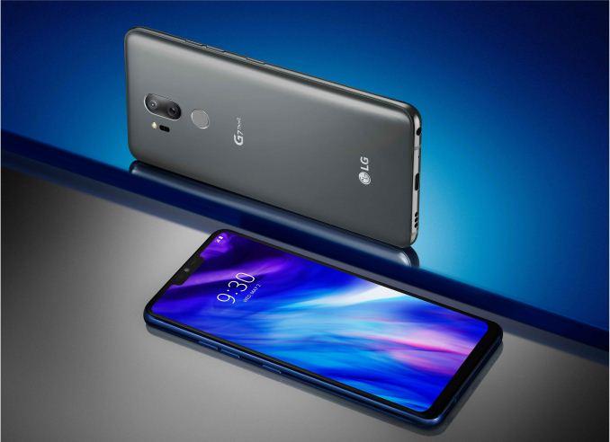 LG G7 ThinQ con pantalla MLCD+: brillo extremo, ahorro de batería y alto contraste