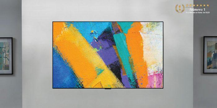 NP – LG OLED GX GALERÍA: el nuevo diseño en televisores que brinda sofisticación y comodidad