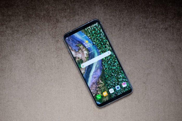 El LG V40 se deja ver con 3 cámaras en primer render filtrado
