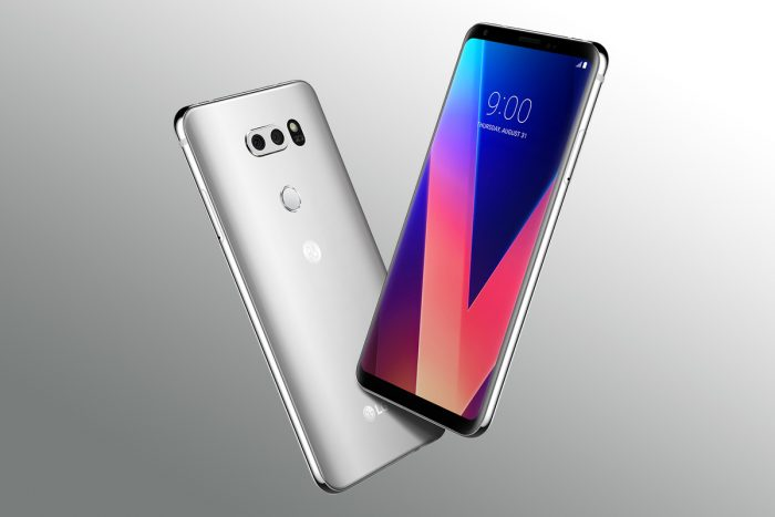 LG confirma nuevos V30 para el MWC con inteligencia artificial