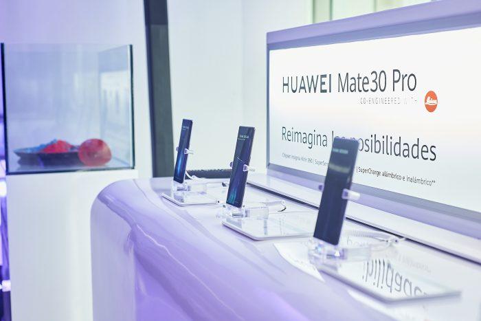 NP – Huawei anuncia un exitoso primer día de venta del HUAWEI Mate 30 Pro