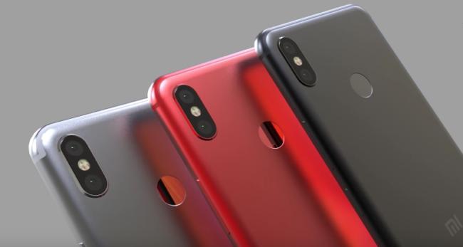El Xiaomi Mi A2/Mi 6X llegará con una pantalla con escasos bordes y mayor potencia
