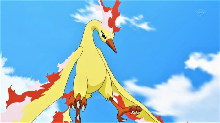 Pokémon GO: Moltres ya está disponible para su captura