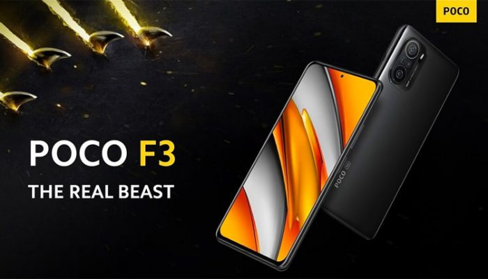 El POCO F3 es el mejor smartphone calidad-precio para gamers