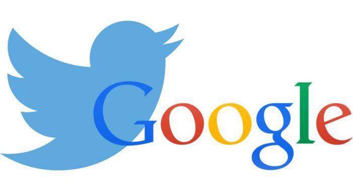 Google podría hacerse con Twitter en las próximas semanas