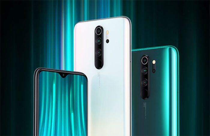 Entel ya vende el Redmi Note 8 y el Redmi 8A
