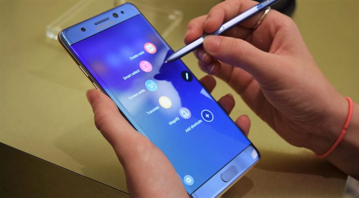 Los Galaxy Note 7 refurbished ya tienen nuevo nombre y fecha de lanzamiento