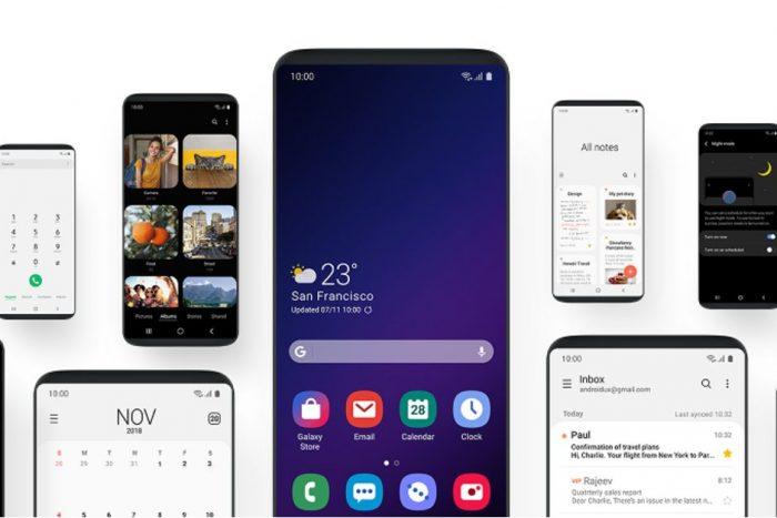 La nueva interfaz One UI de Samsung será exclusiva de su gama alta 2018 en adelante