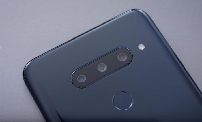El LG V40 es el triple cámara más versátil a la fecha