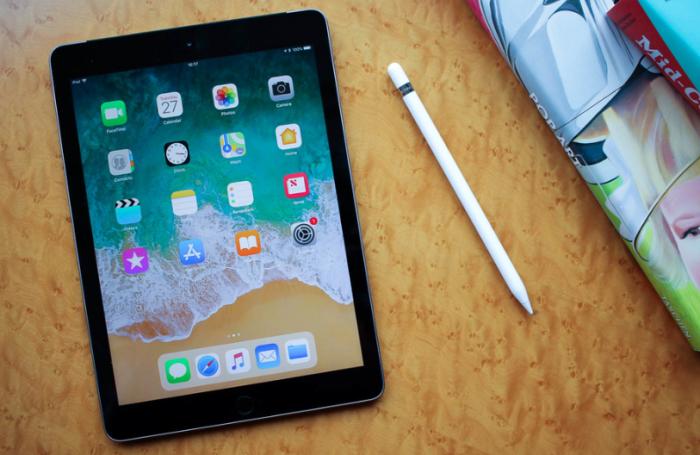 iPad en oferta en tienda local por este fin de semana
