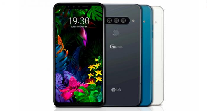 El LG G8s ya se vende en Claro Perú