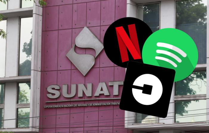 Sunat afirma que Netflix, Uber y otros servicios digitales pagarán impuestos desde 2020