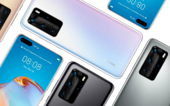 Huawei presenta los nuevos P40, P40 Pro y P40 Pro+