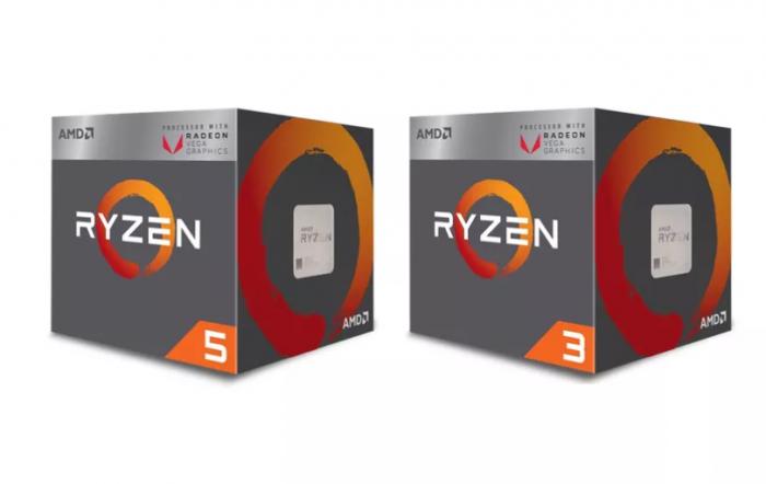 Los nuevos Ryzen con gráficas Vega ya se venden en el Perú