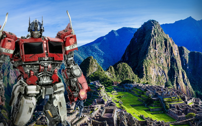Transformers: Autoridades aseguran «robots no entrarán a Machu Picchu»