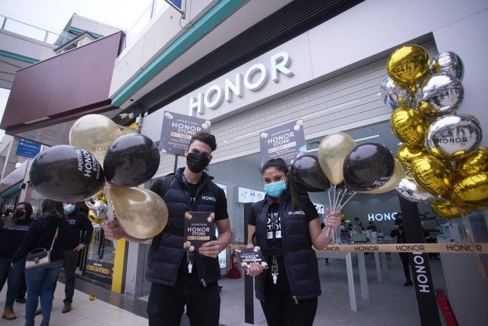 HONOR anuncia apertura de dos nuevas Tiendas propias en Perú