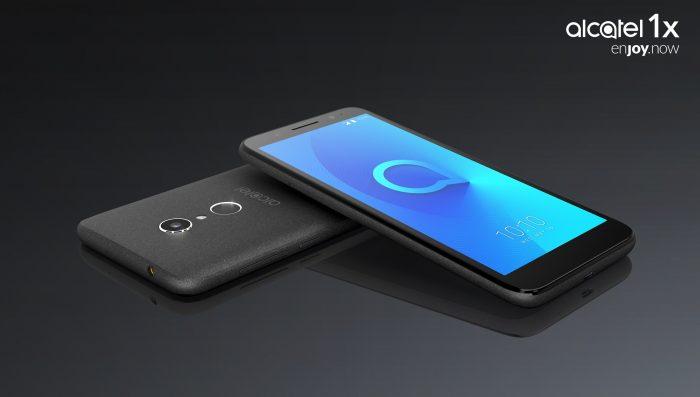 NP – Llega al Perú nueva serie 1 de Alcatel con Android Oreo 8.1