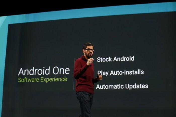 La próxima semana Google podría presentar nuevos smartphones con Android One