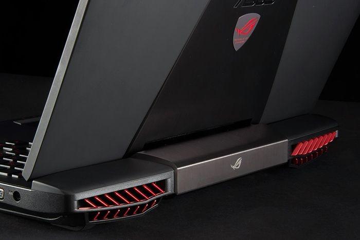Asus busca empujar su portafolio de laptops gamer con la nueva G751JY