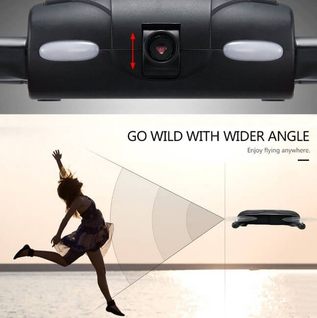 drone selfies amazon